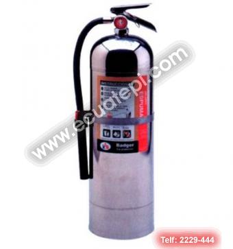 Extintores Portatiles Norteamericanos:  >DE ESPUMA