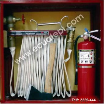 Accesorios de Sistemas Hidroneumaticos:  >GABINETE DE INCENDIOS